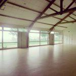 Salle d'activités - Vue de l'intérieur