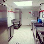 Salle d'activités - La cuisine